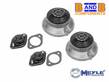 BMW E46 SUSPENSION FRONT SHOCK TOP MOUNTS REAR TOP MOUNTS MEYLE A953