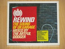 2xcd the Artful Dodger-Rewind-The Sound of UK garage