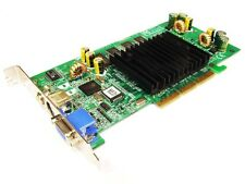 Medion GeForce3 Ti200 64MB VGA S-Video Composite AGP TV-Out Video Card MS-8838