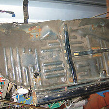 TOYOTA MR2 MK1 mark1 floor pan cill panel repair section restore