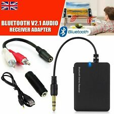 Bluetooth Wireless Audio Receiver Music Adapter BTR006 For Speakers Car Stereo