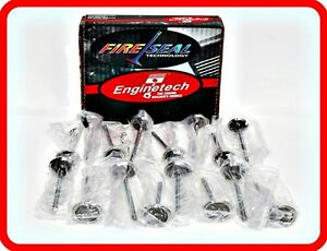 00-07 Saturn L-Series/Ion/Vue 2.2L DOHC L4 ECOTEC  (8)Intake & (8)Exhaust Valves