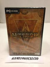 MORROWIND THE ELDER SCROLLS III (PC) NUOVO SIGILLATO PRIMA STAMPA