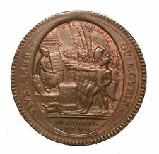 ~ Monneron: 5 Sols Pacte Féd., 1792- An IV, Quasi SPL ~