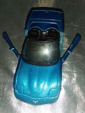 Mistro 98 corvette blue, scale 1/38