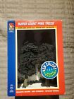 Life Like Trains Super Giant Pine Trees Hand Made no. 433-1972 New 2 in box