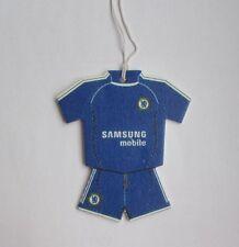 """Original Chelsea London FC Duftbaum Lufterfrischer """"Trikot mit Shorts"""" Air Fresh"""