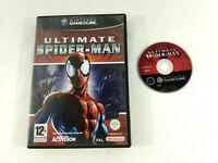 Jeu GameCube VF  Ultimate Spider Man  Envoi rapide et suivi