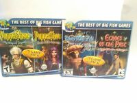 PUPPET SHOW Souls of the Innocent & Echoes of the Past Hidden Object PC Games