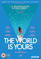 The World Is Yours DVD NUOVO