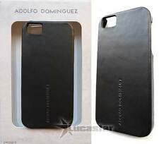 Funda iPhone 5 Adolfo Dominguez Piel Negra