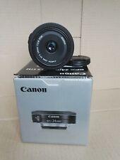Canon EF-S 24mm f/2.8 STM Obiettivo