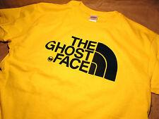 GHOSTFACE KILLAH Ghost Face Adult L T-Shirt North supreme ironman lp wu-tang GFK