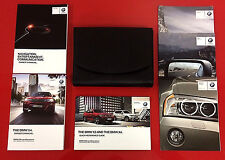 New Listing2016 Bmw X4 Owners Manual Set w/Nav 2015 2016 Bmw X4 Owner's Manual Set F26