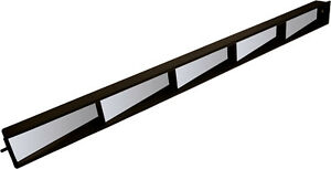 5 Panel Universal Wink Mirror For Golf Carts Fits EZGO, Club Cars and Yamaha