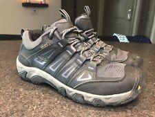 Keen Men's Oakridge Waterproof Hiking Shoes Magnet/Gargoyle; Size 11; #1015313