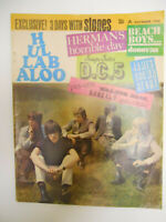 Hullabaloo Magazine 2 November 1966 Incomplete