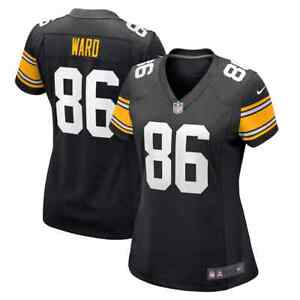 New NFL Hines Ward Pittsburgh Steelers Nike Women's Game Retired Player Jersey