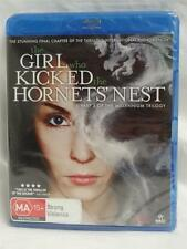 Blu-ray - The Girl Who Kicked The Hornets' Nest  - BRAND NEW