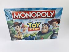 NEW Monopoly Disney Pixar Toy Story Board Game Family & Kids Ages 8+ Great Gift