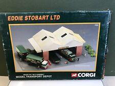 Corgi Eddie Stobart LTD Model Transport Depot 1:50 Scale (Unchecked)