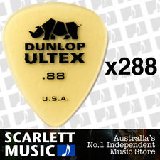 288 x Jim Dunlop Standard Ultex .88mm Picks Plectrums 88-ULT 421R *288 PICKS*