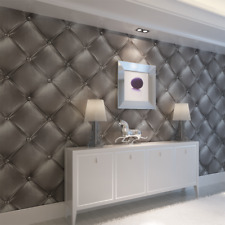 Carta da parati Moderna 3d motivo di pelle Relief 3d per camera da letto, soggio