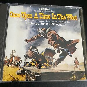 Once Upon a Time in the West [Original Soundtrack] by Ennio Morricone (CD,...