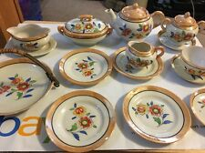 Tiny Tea Set Made In Japan Vintage