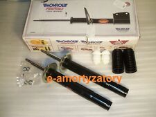 2x Front Shock Absorbers BMW 5 Series E39  + Protection KIT MONROE Sport E4624