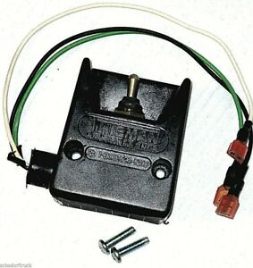 Thieman 31447 Liftgate Switch, 3 wire OEM