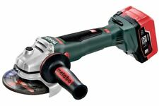 Metabo WB 18 LTX BL Grinding Wheel 125mm Quick 613077660 Cordless Angle Grinder