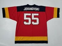VTG Florida Panthers Ed Jovanovski Hockey Jersey Mens XL Logo 7 NHL 90s #55
