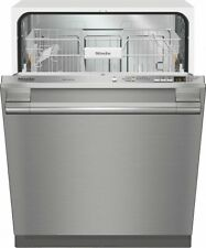 "Miele G4976Visf 24"" Stainless Fully Integrated Dishwasher Nib"