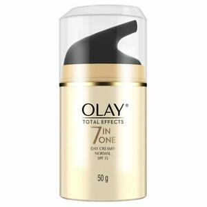 Olay Total Effects 7 in 1, Day cream normal SPF 15, 50g