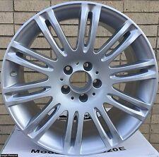 """1 New 18"""" Alloy Rear 9"""" Wheel Mercedes Benz E350 E550 2007 2008 2009 Rim -4010"""