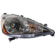 For Honda Fit 09-11, Passenger Side Headlight, Clear Lens