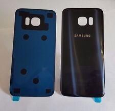 100% Genuine Original OEM Samsung Galaxy S7 Edge Back Rear Glass Battery Cover .