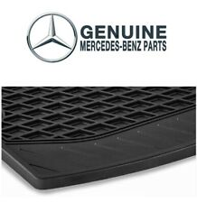 For Mercedes Benz S350 S400 S550 S600 All Season Mats Black Genuine BQ6680674
