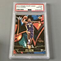 Kyle Kuzma PSA 10 2017 Court Kings Panini Rookie Level III Lakers #193 RC
