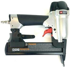 PORTER CABLE Pneumatic 18-Gauge 1-1/2 in. Narrow Crown Stapler Kit NS150C