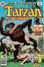 Tarzan Comic Book #254, DC Comics 1976 FINE+