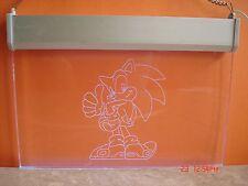 Sonic The Hedgehog Neon Sign