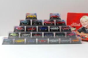 1:72 Schuco-Box Junior Line 24 pcs. MIX BOX