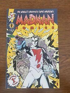 MADMAN COMICS #1 NM (1995) DARK HORSE COMICS 1ST PRINT MICHAEL ALLRED NICE!