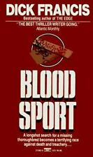 Blood Sport-ExLibrary