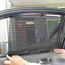 Car Window Sunshade Curtain Uv Shade Side Sun Visor Protection Blinds Rear Solar