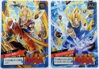 Carte dragon ball Z Fancard super battle Custom fan Card K398-399  Prism