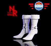 """Nrtoys Escala 1//6 botas de combate Tática Peg Base Para 12/"""" Macho Boneco Hot Toys"""