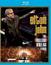 Elton John-the million dollar piano Blu-ray NEUF